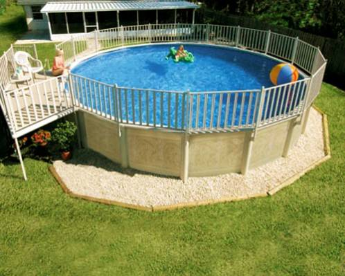 ABOVE GROUND POOLS COMPARISON
