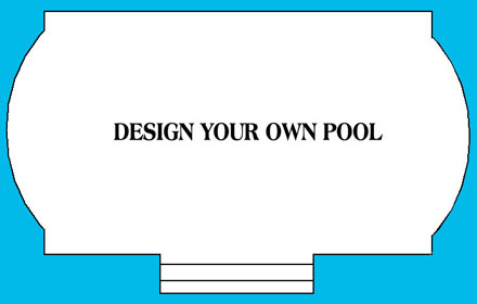 Design your own swimming pool home design ideas for Create your own pool