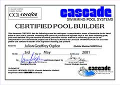 Cerrtified Cascade Installer