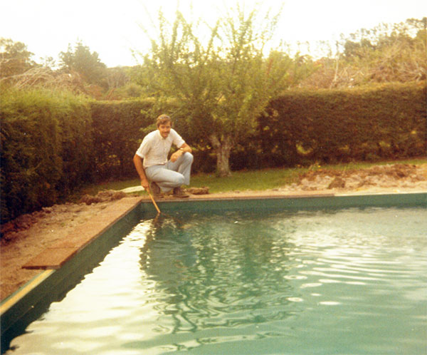 NUMBER ONE POOL 1971